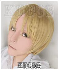 Natsume Yuujinchou Natsume Takashi Anime Cosplay Costume Wig + CAP