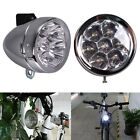Vintage Retro Bicycle Bike Cycling Front Light Lamp 7 LED Headlight with Bracket