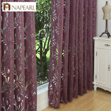 NAPEARL 1 Panel Grommet Top Window Curtain for Living Room Home Decor Curtains