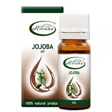 100% ätherisches Jojoba Öl Träger Öl - 100% Rein - 10ml Aroma & ätherische Öle