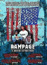 Rampage (DVD, 2007) new and sealed frepost