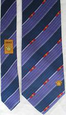-AUTHENTIQUE  cravate cravatte  GIANNI VERSACE   100% soie  TBEG  vintage