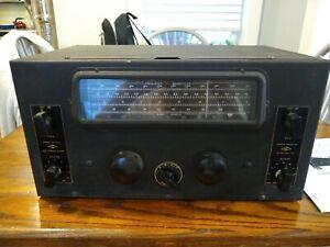 National Company NC-44 HF Shortwave/ Ham/Am Receiver