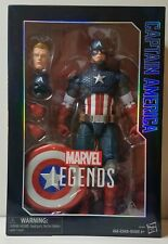 Hasbro Marvel Legends Series Captain America 12 Inch Action Figure ~ New in Box