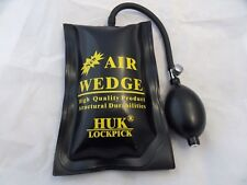 New HUK Black (S) Air Pump Wedge, PDR, Paintless Dent Removal Free US Shipping