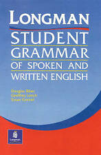USED (GD) Longman Student Grammar of Spoken and Written English by Douglas Biber