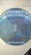Metallica - Ride the Lightning Picture Disc