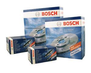 Set Bosch Set 4 Disques de Frein Et 2 Plaquettes avant Arrière Mini r50 r53 r52