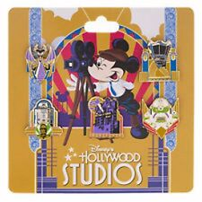 Disney Hollywood Studio 5 Pin Set 2016 - New and Sealed