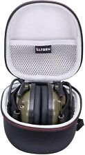 Protection Case Electronic Ear Muffs Noise Cancelling Impact Shooting Shockproof