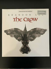 The Crow Soundtrack Rocktober 2020 Vinyl 2lp Limited Edition