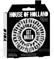 House Of Holland Nails By Elegant Touch - GET NAILED >> (MK/SALE)
