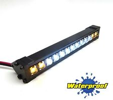 Gear Head RC 1/10 Scale Trail Torch  WP LED Light Bar White & Yellow GEA1165