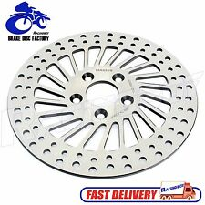 "11.5"" Rear Brake Disc Rotor for Harley Davidson With Countersunk Hole 1982-1999"