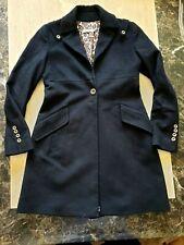 womens PINKO designer wool coat size uk 10 eur 38 usa 6
