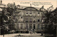 CPA Paris 14e Ceuvres de Protection de la Jeune Fille (310826)