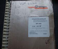 WI62534 NEW NO BOX WIRTGEN GROUP WI62534
