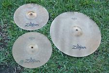 """Zildjian Zbt Cymbal Package! 20"""" Ride Cymbal + 14"""" Hi Hat Cymbals! Lot #A838"""