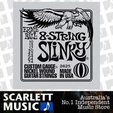 Ernie Ball 2625 8-String Slinky Electric Guitar Strings 10-74 *BRAND NEW*