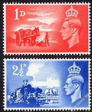 GB 1948 Commemorative Stamps~Channel Islands Liberation~GVI~MNH~UK seller