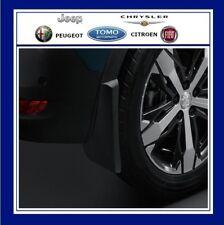 New Genuine Peugeot 5008 Set Of Rear Styled Mudflaps 2017 Onwards 1615102480