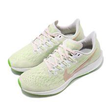 Nike Wmns Air Zoom Pegasus 36 Beige Barely Volt Women Running Shoes AQ2210-002