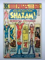 SHAZAM #12 1974 DC COMIC BRONZE AGE 100 PAGE
