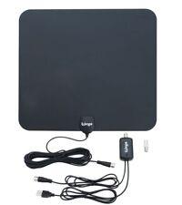 36DBi Super-Flat DVB-T2 HD Verstärker Antenne mit USB - Super-Flachantenne N VSG