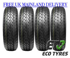 4X Tyres 205 65 R16C 107/105T 8PR House Brand E C 71dB ( Deal Of 4 Van Tyres)