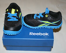 REEBOK VENTURE FLEX TODDLER SHOES SIZE 3 BLUE NEW IN BOX FREE SHIPPING