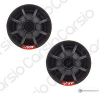Vibe Slick 1 Silk Dome Tweeters 150w with crossover Car Audio Component