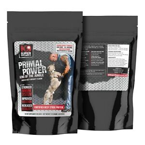 K9 Super Supplements - Primal Power - The Ultimate Supplement for All Dog Breeds