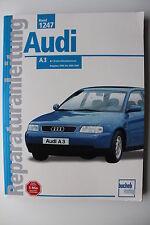Audi A3 Diesel 1.9  1995 bis 2001 Reparaturanleitung