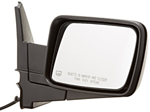 Fits 06-10 Commander Right Pass Mirror Pwr Textured With Heat No Memory, AutoDim