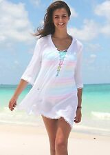 Seafolly Cotton Sarongs, Cover-ups Swimwear for Women