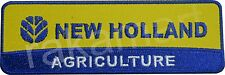 PATCH TOPPA NEW HOLLAND AGRICULTURE embroidery RICAMATO TERMOADESIVO cm 24 x 6