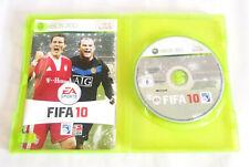 XBOX 360 Spiel | FIFA 10  Fussball Videospiel Game games SPORT Kinder Sammlung