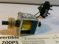 C70 S70 V70 97-02 Auto Gearbox Solenoid, under gearstick shifter cover