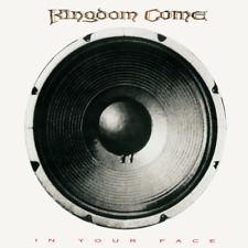 KINGDOM COME-IN YOUR FACE-JAPAN CD Ltd/Ed B63