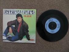 "SHAKIN' STEVENS- OH JULIE 7"" VINYL SINGLE, 1981, EPCA1742"