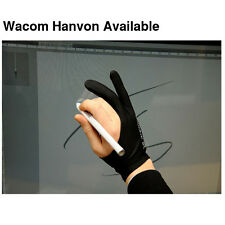 4B Drawing Glove for Graphics Tablet WACOM Both hands available Artist Glove