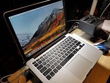 "Macbook Pro 13"" early 2015 16 GB RAM Intel i5 500 GB SSD, MS Office 2016"