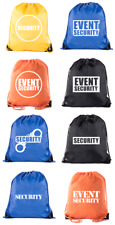 Security Guard Bag, Event Staff Emergency Backpack for concerts Business & Clubs