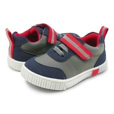 NIB LIVIE & LUCA Shoes Vault Slate Gray Red Blue 8 9 11