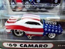 Muscle machines 69 Camaro 1:64