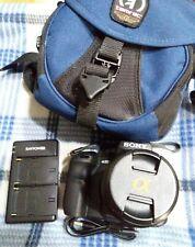 Sony Alpha DSLR A200 10.2MP Digital SLR Camera Kit w/ DT 18-70mm Lens & Charger