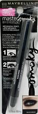Maybelline Master Smoky Mechanical Pencil 001 Black Smoke