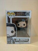 Funko Pop Game Of Thrones Jon Snow Castle Black 26