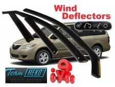 MAZDA MPV II (LW) 1999 - 2006 5.doors  Wind deflectors 4.pc HEKO 23137