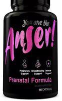 Ansrer Prenatal Foruma  - Breastfeeding Support - Immune Support - 60 Capsules